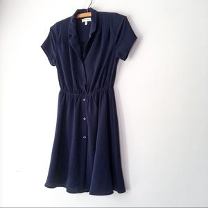 Monteau Navy Sailor Dress